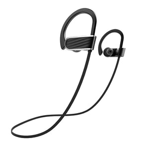 Best Wireless Sport Headphones w/ Mic IPX7 Waterproof HD Stereo for Running Workout Gym 9 Hour Long Battery Life Noise Cancell