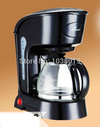 (CM1016)High quality, automatic drip coffee maker machine tea machine home insulation Free shipping