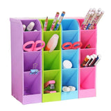 EZONE 1PC Multi-function Plastic PP Desktop Storage Box Case 4 Grid Sub-grid Make up Cosmetic Holder Desk Pen Pencil OrganizerEZONE 1PC Multi-function Plastic PP Desktop Storage Box Case 4 Grid Sub-grid Make up Cosmetic Holder Desk Pen Pencil Organizer