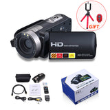 HD Digital Camera Professional 16X Zoom  Digital Video Camera Camcorder Photo DSLR Camera DV 3.0