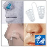 HOT!!!Anti Snoring Breathe Easy Sleep Nose Clip Snore  Stopper Aid Nasal Dilators Device Congestion Aid No Strips ConesHOT!!!Anti Snoring Breathe Easy Sleep Nose Clip Snore  Stopper Aid Nasal Dilators Device Congestion Aid No Strips Cones