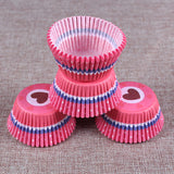 NEW  100PCS Muffins Paper Cupcake Wrappers Baking Cups Cases Muffin Boxes Cake Cup Decorating Tools Kitchen Cake Tools DIYNEW  100PCS Muffins Paper Cupcake Wrappers Baking Cups Cases Muffin Boxes Cake Cup Decorating Tools Kitchen Cake Tools DIY