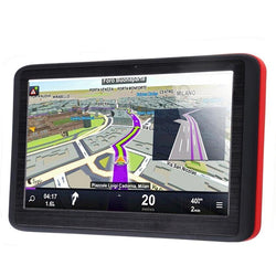 Portable 5 Inch GPS Navigator Car Truck Navigation Case MTK FM Sat Nav Navitel Russia Map Europe America Asia Africa Israel Maps