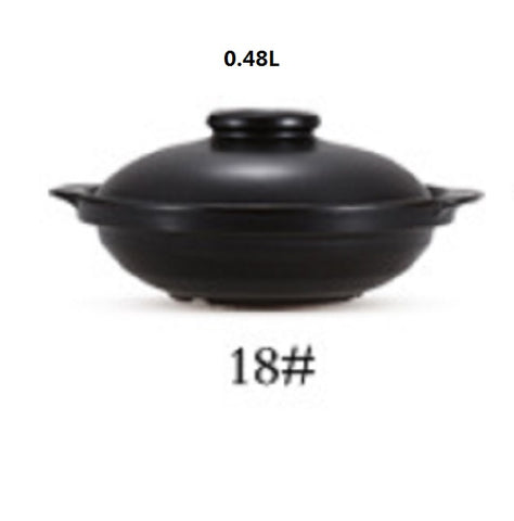 Shallow pot Large dining room dry non cracked open fire high temperature casserole yellow braised chicken pot traditionalShallow pot Large dining room dry non cracked open fire high temperature casserole yellow braised chicken pot traditional