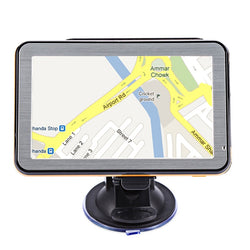 Zeepin 5 inch GPS Navigation Wince Voice Guidance Car Navigation GPS Auto Map Europe North/South America Middle East Australia