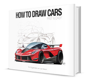 How To Draw Cars Fast And EasyHow To Draw Cars Fast And Easy