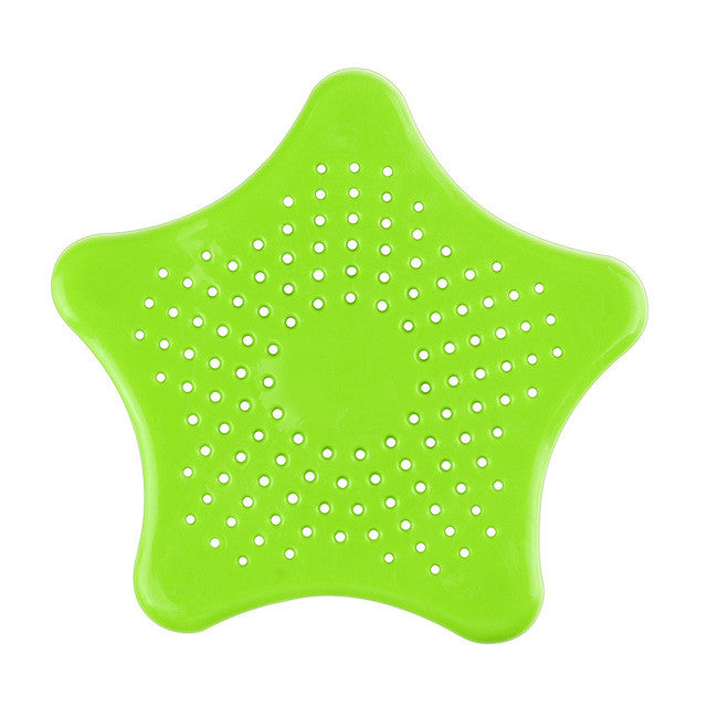 Rubber Drain Cover Sink Strainer Leakage Filter Sewer Drain Hair Colanders Strainers Filter Kitchen and Bathroom Shower sifter