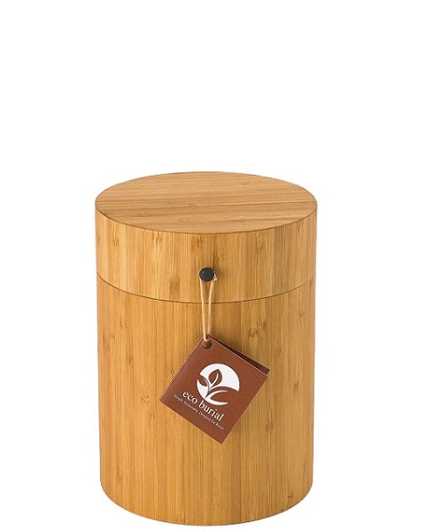 eco burial urns