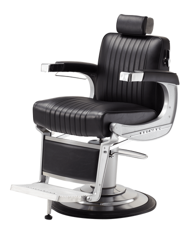 Takara BelmontTakara Belmont Elegance 825 Barber Chair - Buy Online at Bright Barbers Barber Chairs