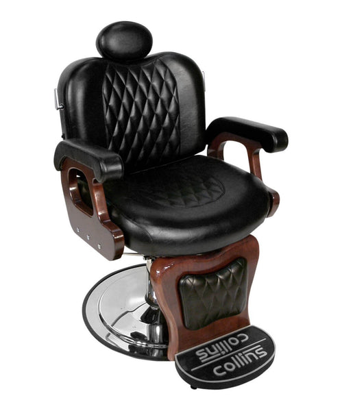 CollinsCollins 9050 Commander I Barber Chair - Buy Online at Bright Barbers Barber Chairs