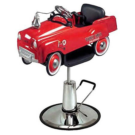 Pibbs KidsPibbs Kid's Fire Truck Barber Chair - Buy Online at Bright Barbers Barber Chairs