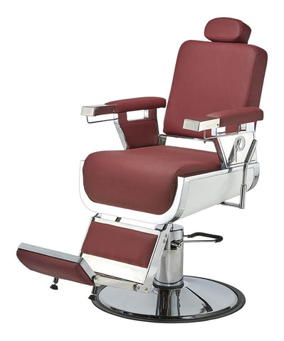 PibbsPibbs 660 Grande Barber Chair - Buy Online at Bright Barbers Barber Chairs