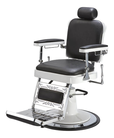 PibbsPibbs 663 Master Barber Chair - Buy Online at Bright Barbers Barber Chairs