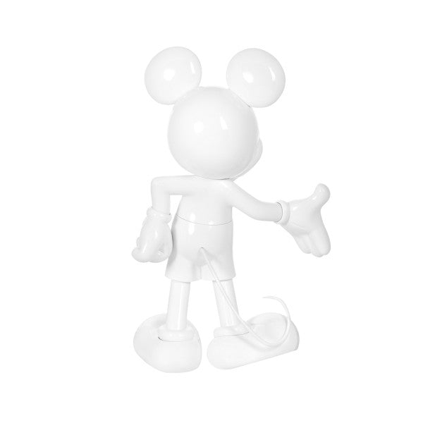 Mickey Welcome Blanco. 30 cm