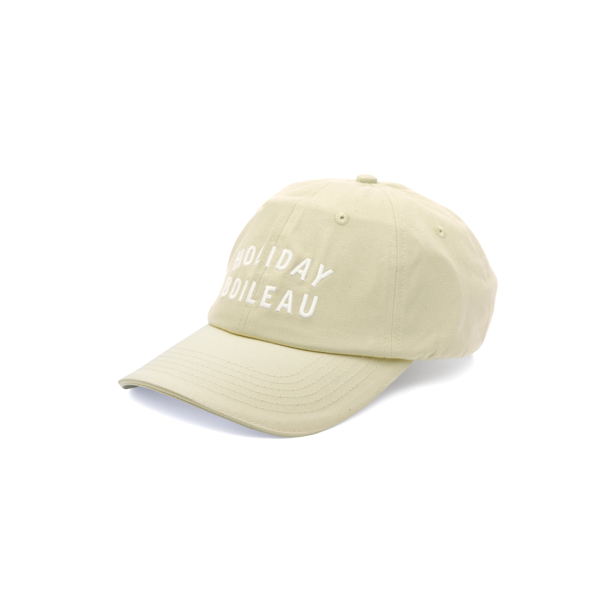 The Fun Pale Yellow Cap