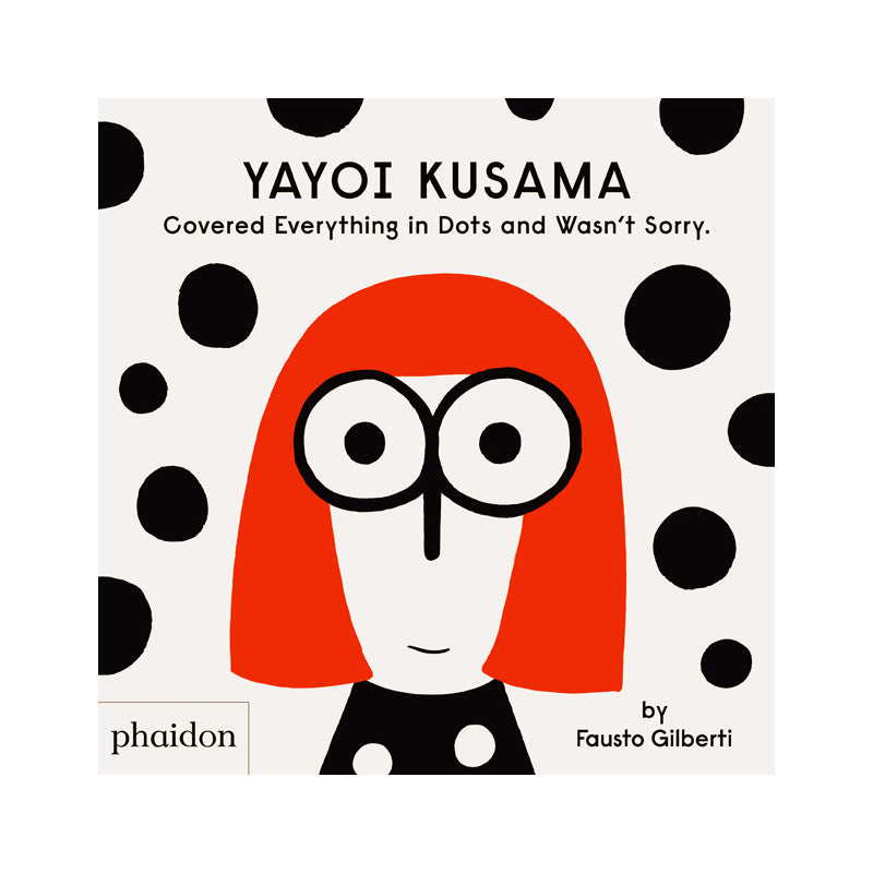 Yayoi Kusama. Covered Everything in Dots and Wasn't Sorry