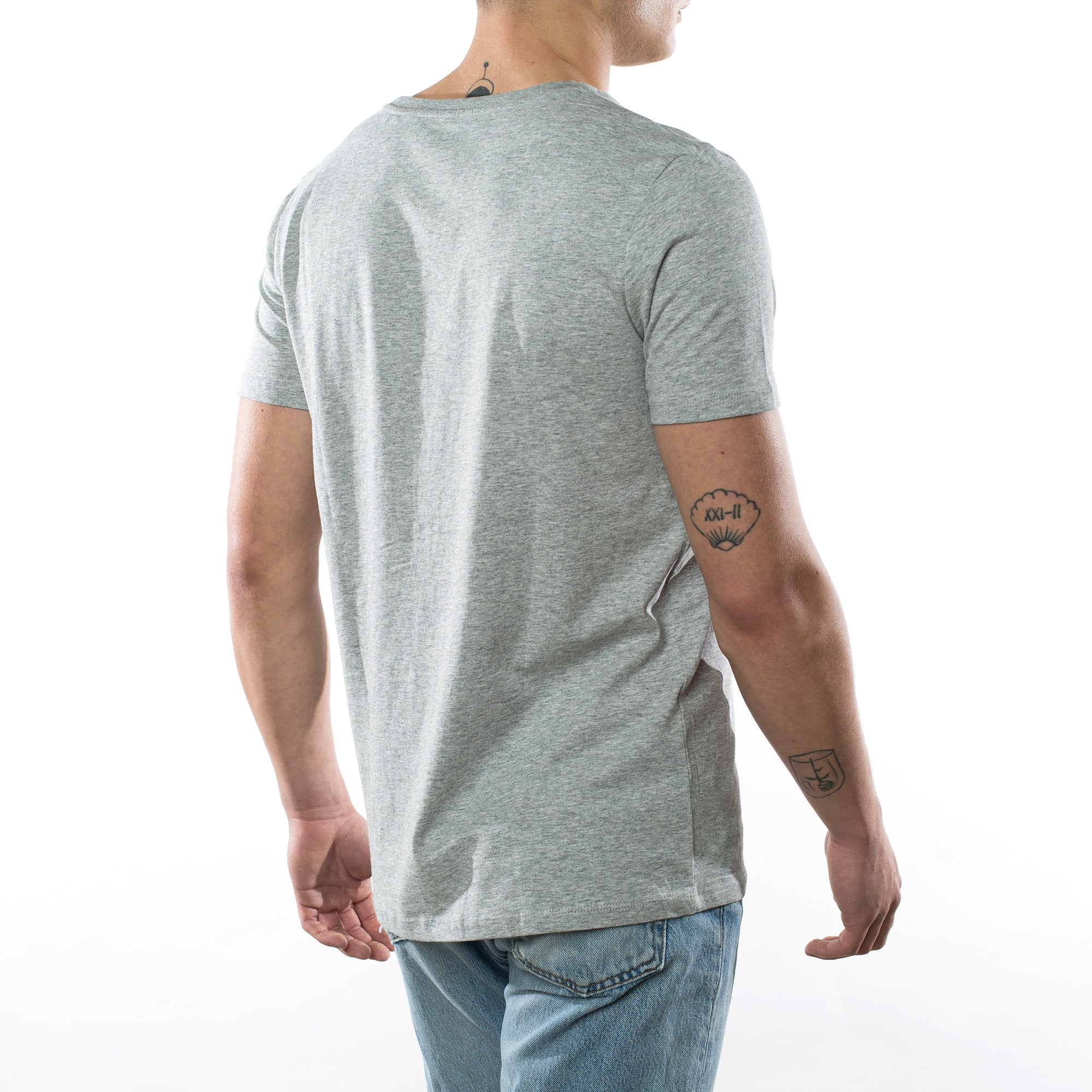 """FOREVER"" Grey T-shirt"