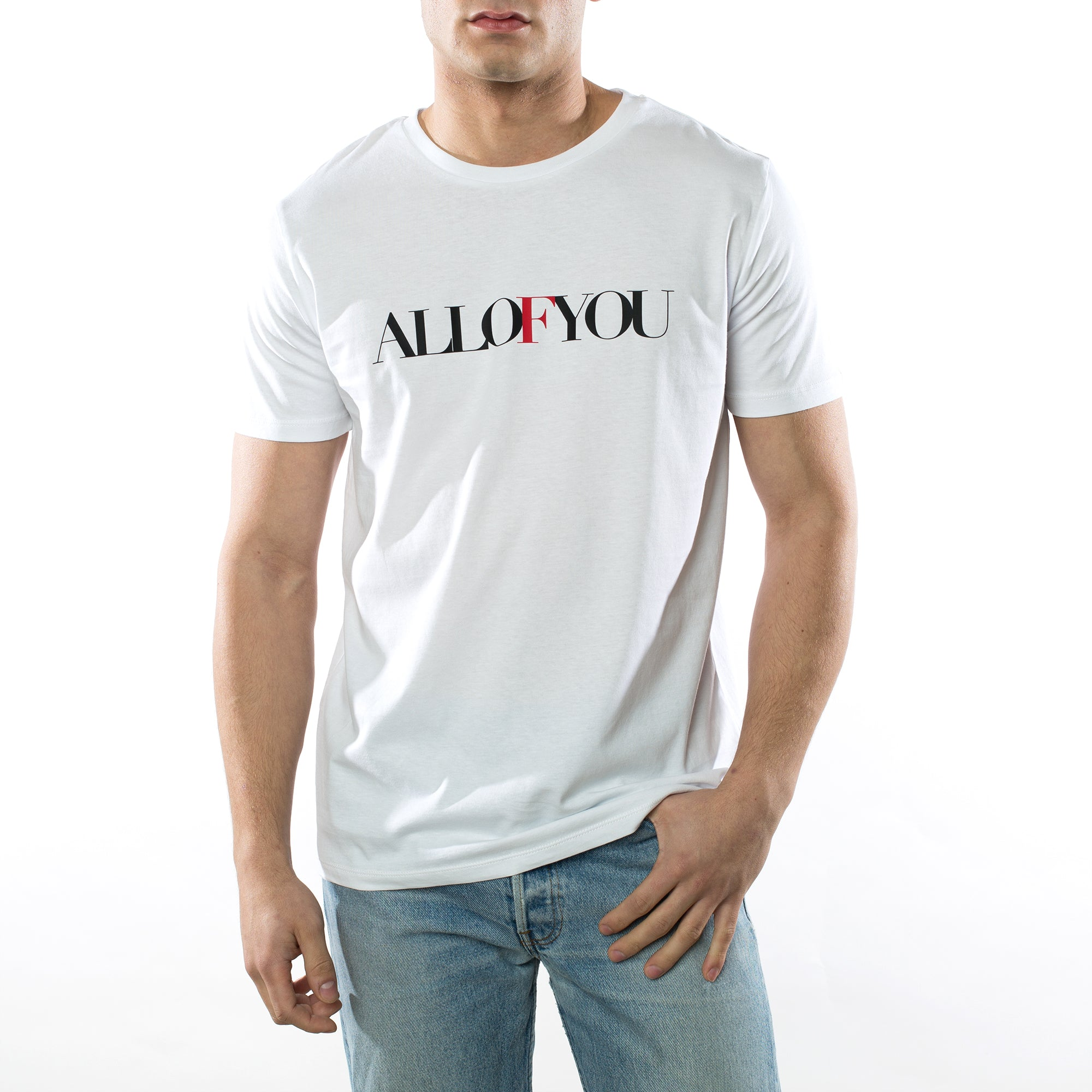 "Camiseta ""All Of You"""