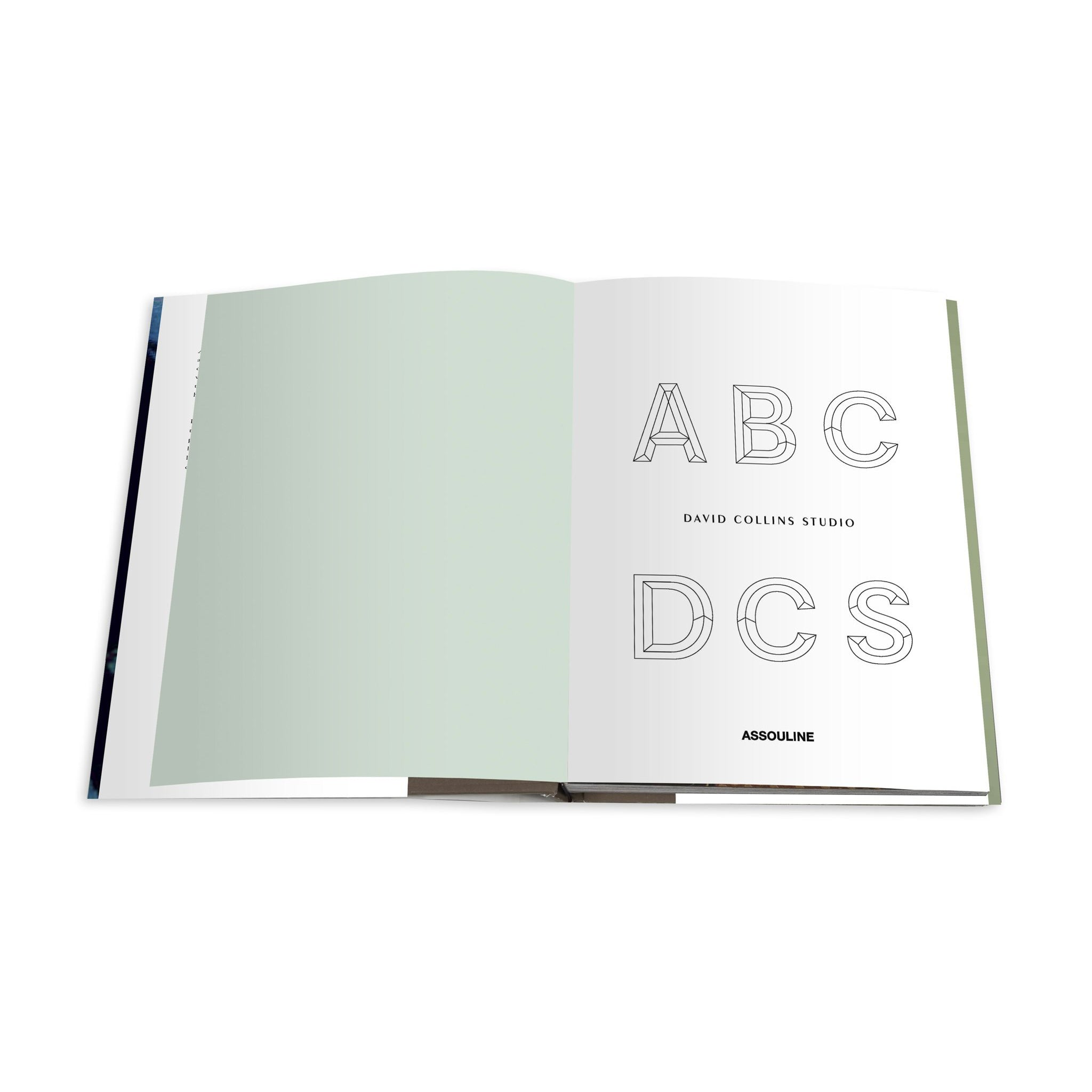 David Collins Studio: ABCDCS