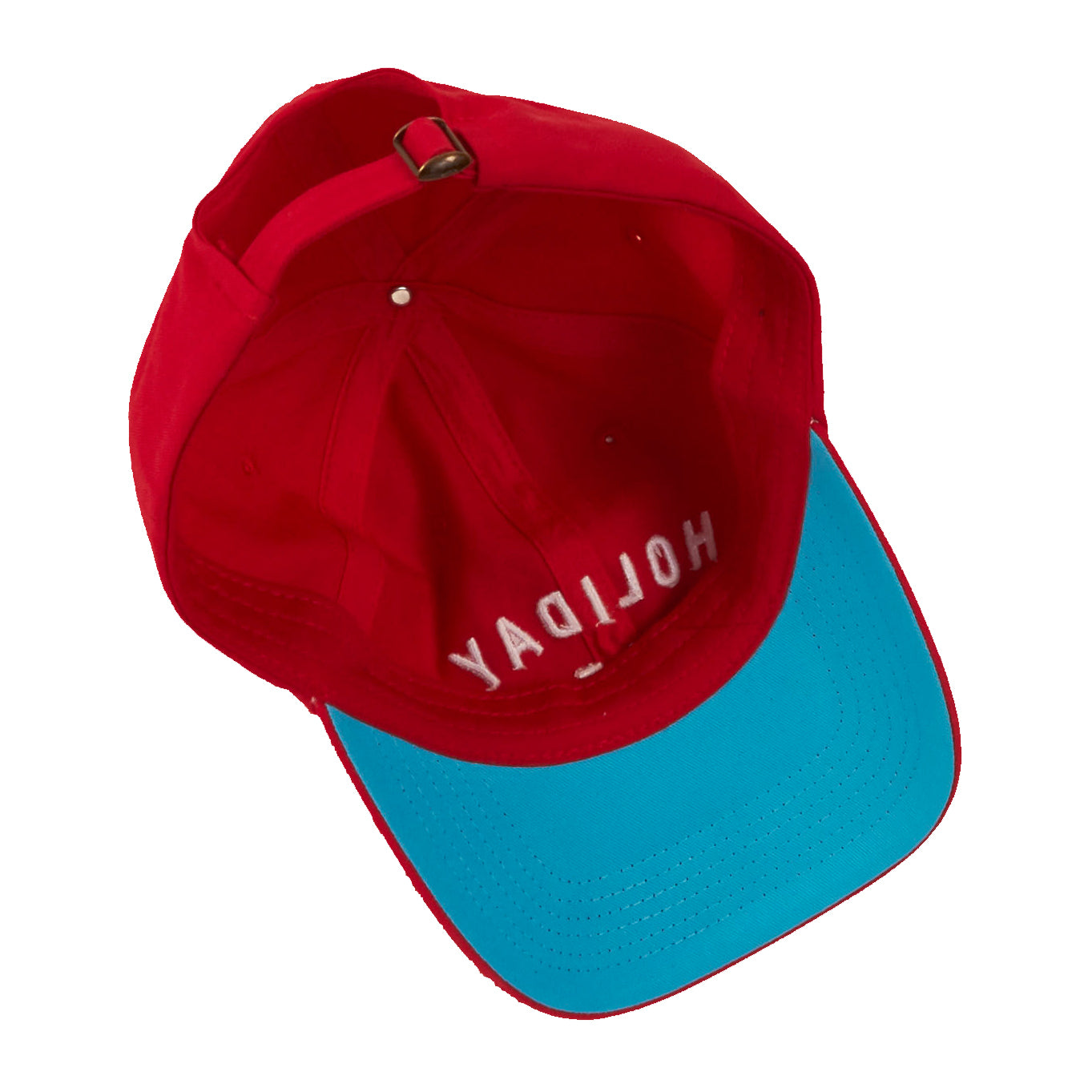 Gorra Holiday Boileau Roja