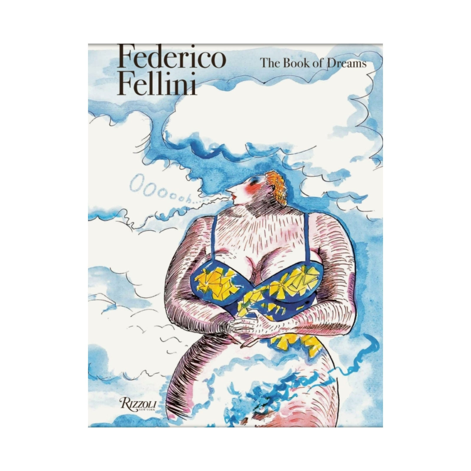 Federico Fellini. The Book of Dreams