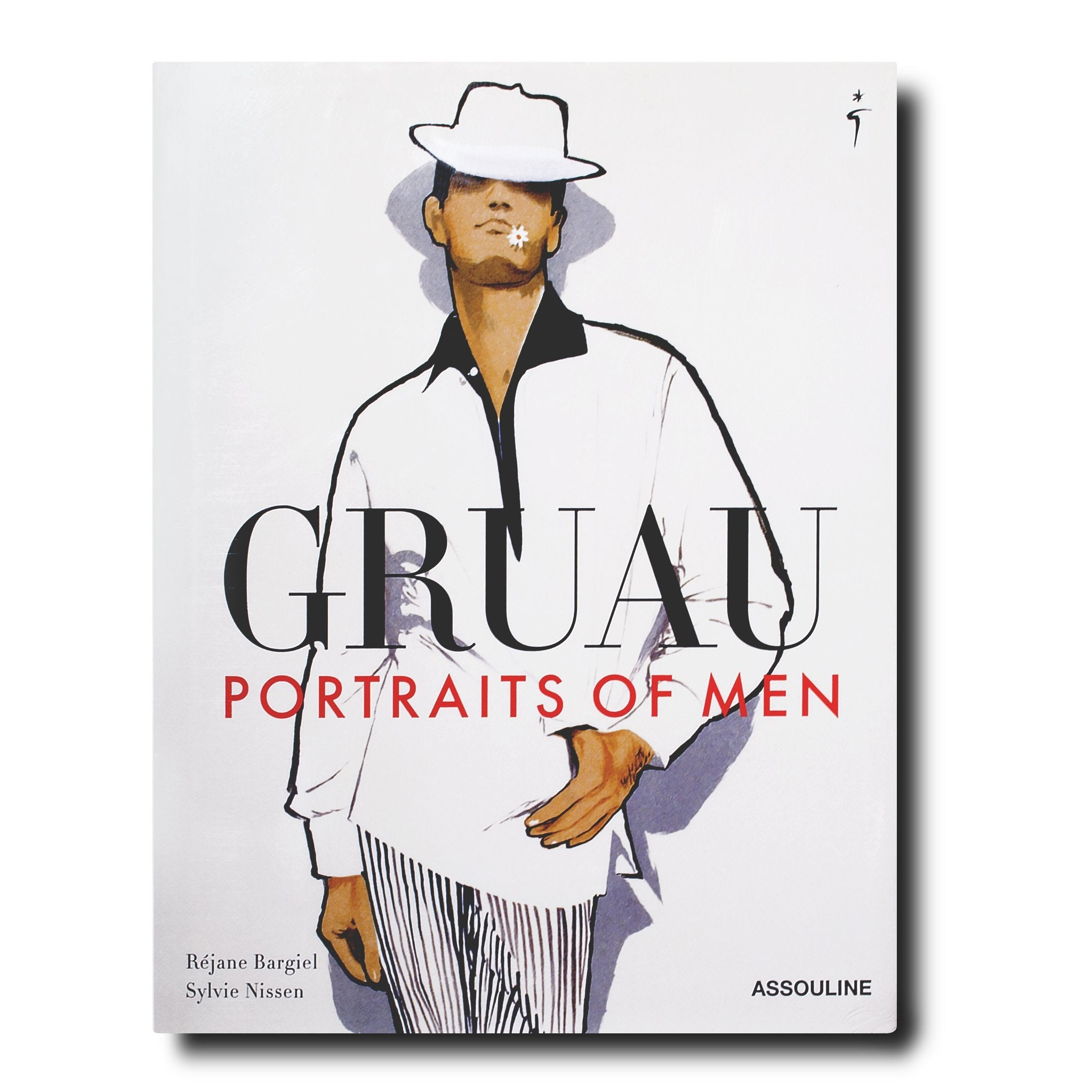 Gruau. Portraits of Men