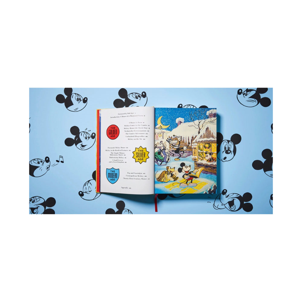 Walt Disney's MIckey Mouse. The Ultimate Story. 40th Aniversary Edition