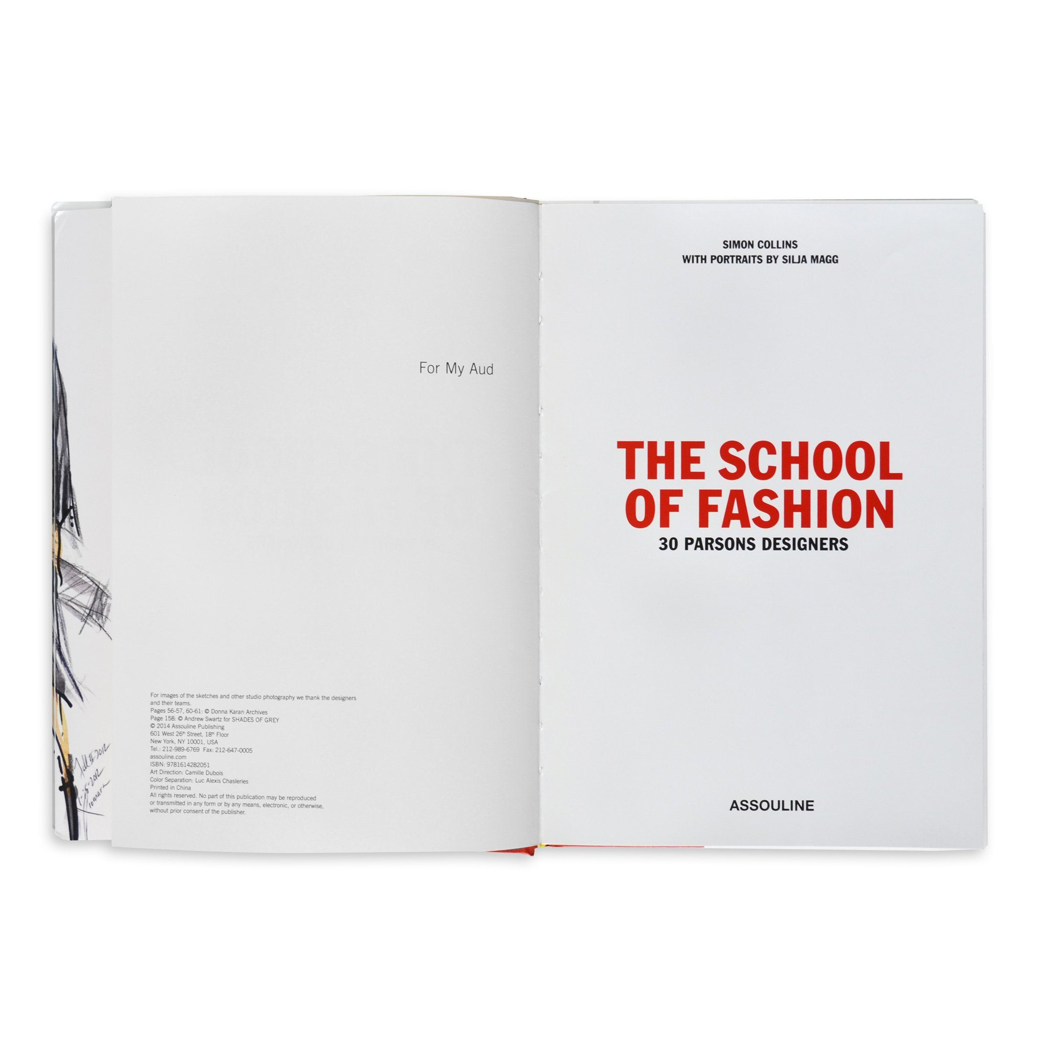 The School of Fashion. 30 Parsons Designers