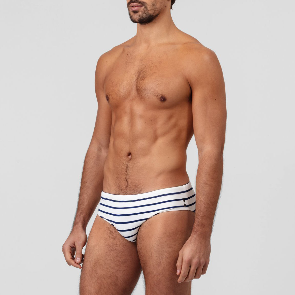 Navy Swim Briefs