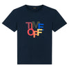 "Camiseta ""Time Off"" Navy"