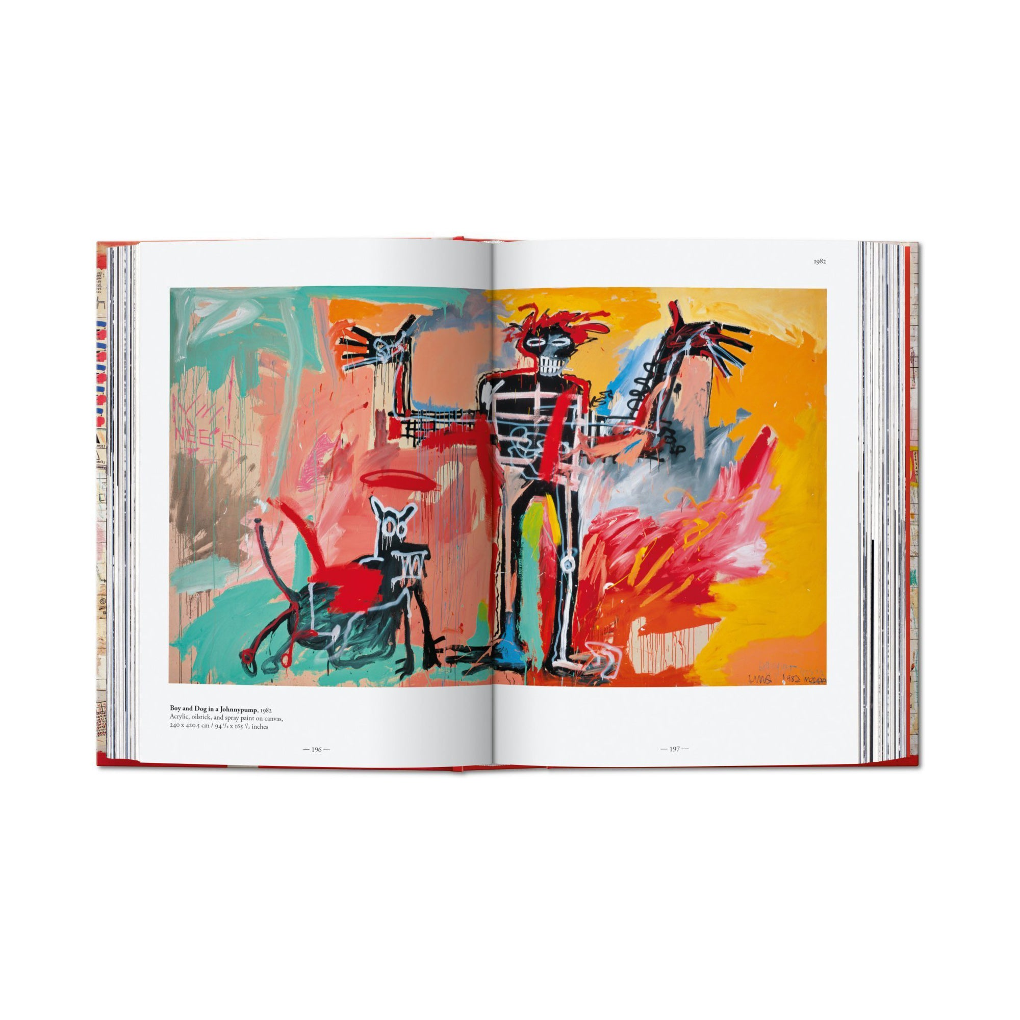 Basquiat. 40th Aniversary Edition