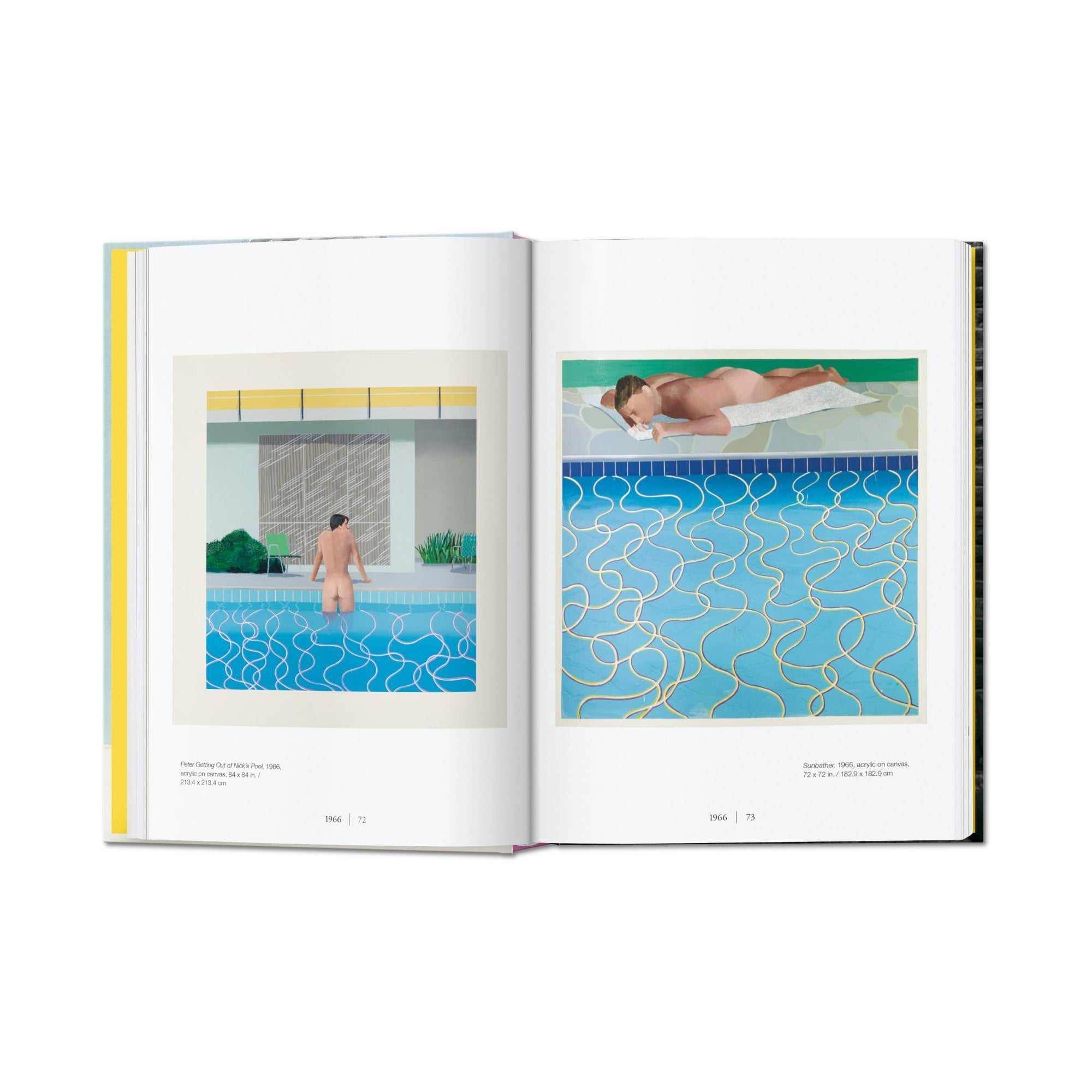 David Hockney. A Chronology. 40th Aniversary Edition