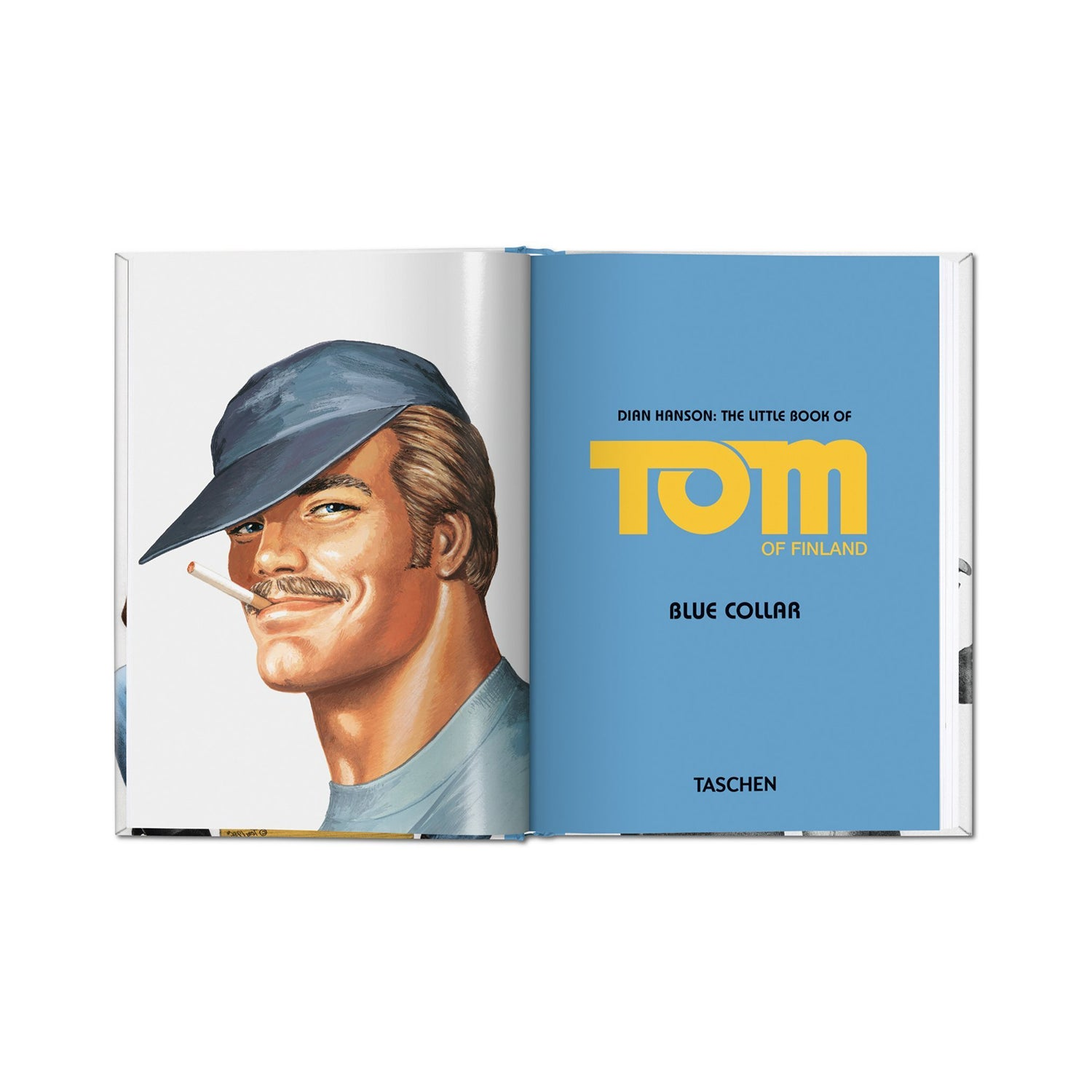 Tom of Finland. Blue Collar