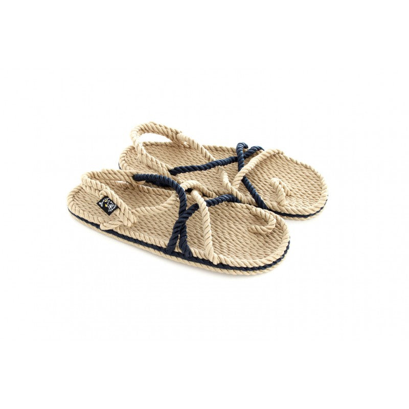 Sandalias Toe Joe Camel / Navy