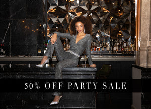 50% KORTING PARTY ITEMS