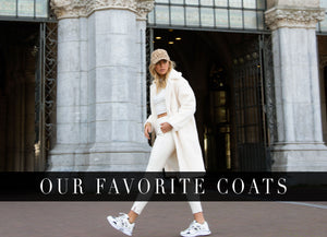 OUR FAVORITE COATS