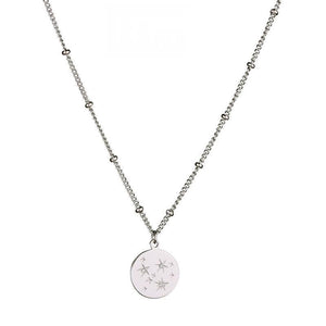 SWEET7-STAR-COIN-SILVER-NECKLACE-PF
