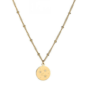 SWEET7-STAR-COIN-GOLDEN-NECKLACE-PF