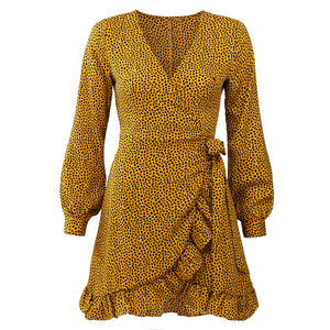 AUDREY-YELLOW-DOTTED-DRESS-PF1