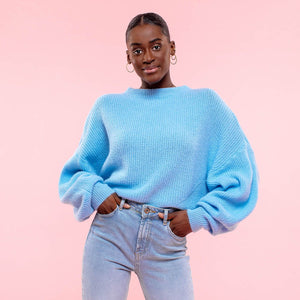 LIGHT-BLUE-KNIT-SHARI