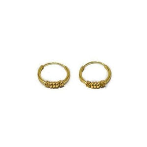 Bali Golden - Earrings