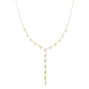YEHWANG-AMBER-GOLD-NECKLACE-PF