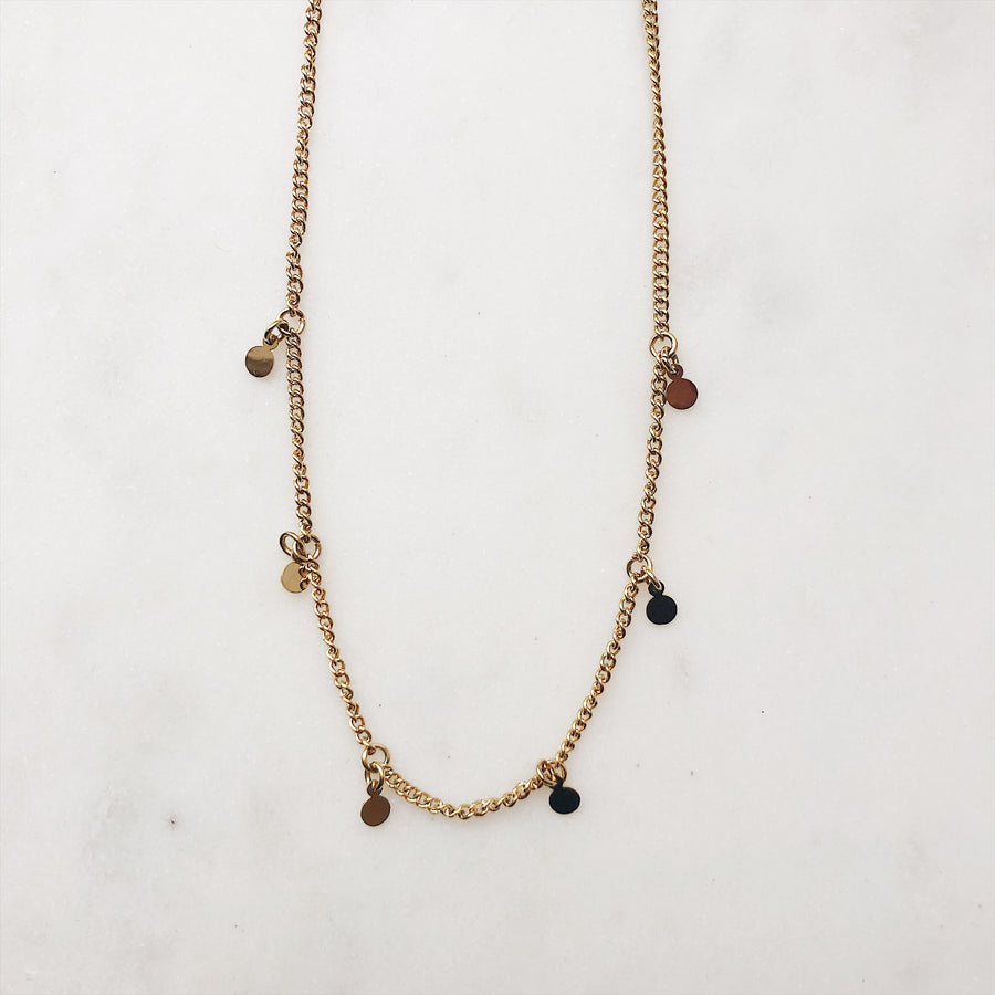 YEHWANG-SWEET-GOLD-NECKLACE-PF