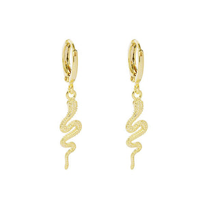 Suzy Gold - Earrings