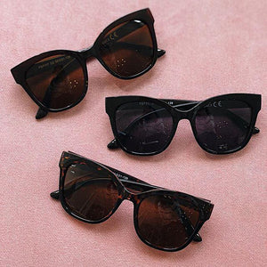 Olivia Wild Brown - Sunglasses