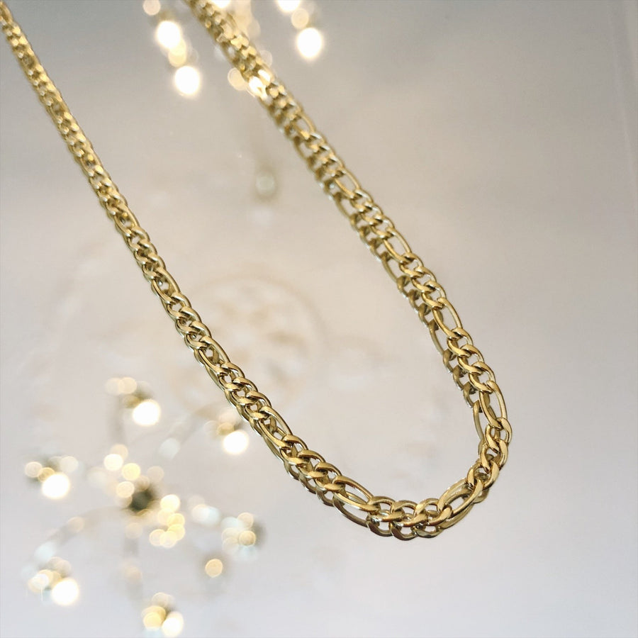 MJ-FLAT-CHAIN-GOLD-NECKLACE-PF