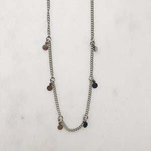 Sweet Silver - Necklace