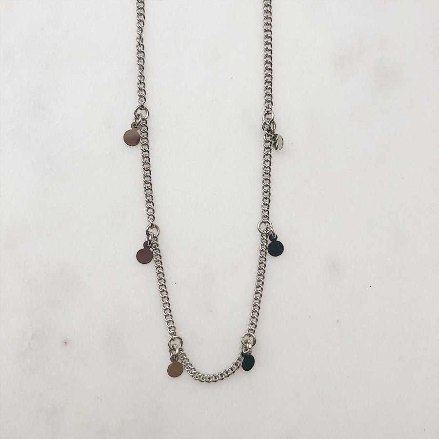 YEHWANG-SWEET-SILVER-NECKLACE-PF