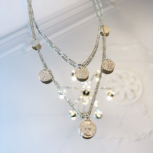 Elizabeth Gold - Necklace