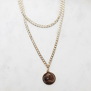 Dalia Gold - Necklace